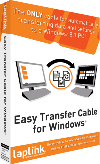 Easy Transfe Cable for Windows - Left