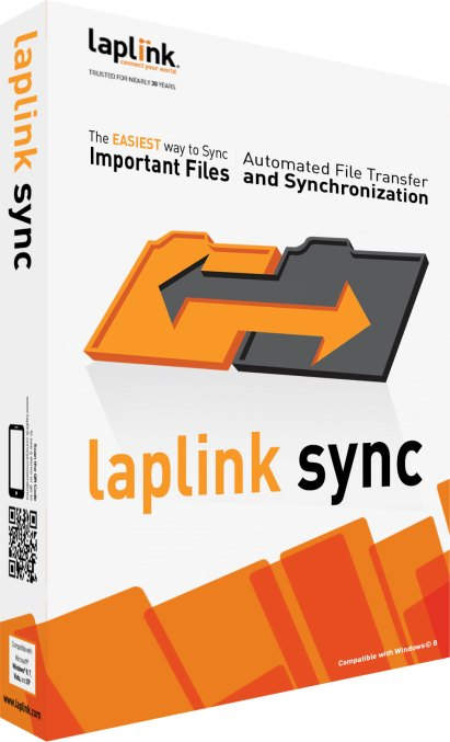 Laplink Sync Synchronization technology