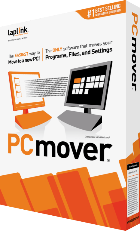 PCmover Blank Right