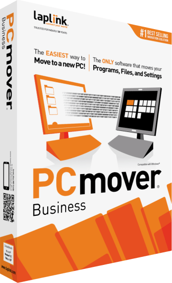 PCmover Business Left