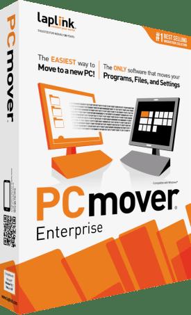 PCmover Enterprise