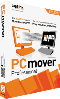 PCmover Professional Left